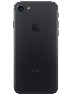 Apple iPhone 7 Schwarz