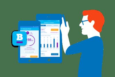 Unsere Mein Blau App