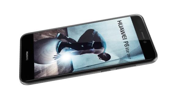 Das Huawei P8 lite lässt sich schnell und intuitiv bedienen.
