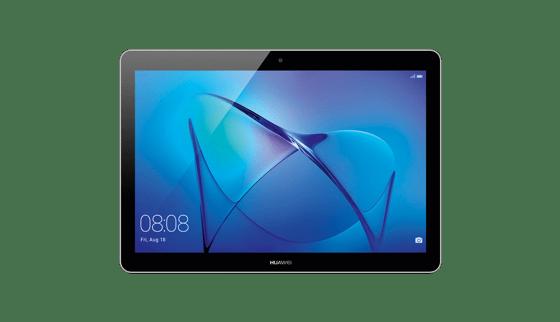 Das Display des MediaPad T3 10.0 ist Knackscharf.