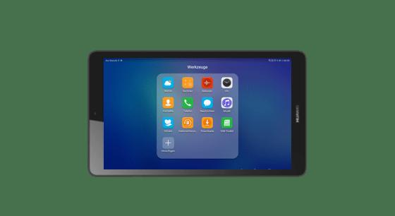 Ein kompaktes Tablet mit guten Leistungen für jeden Tag.