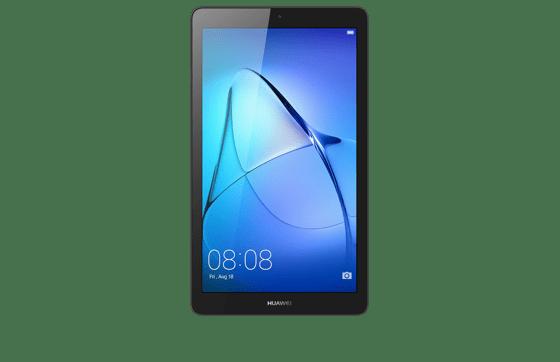 Das Huawei MediaPad T3 7.0 punktet mit einem 7-Zoll-Display.