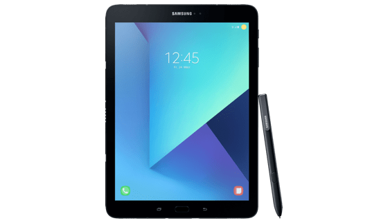 Das Samsung Galaxy Tab S3. Großartiges Display, gigantischer Sound und leistungsfähige Ausstattung.