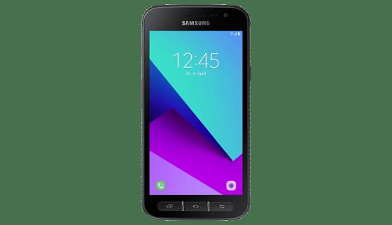 Das Samsung Galaxy Xcover 4 hält auch besonders harten Bedingungen stand.