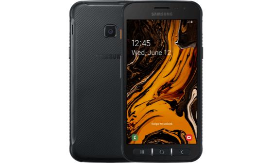 Samsung Galaxy Xcover 4s Kamera