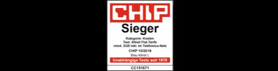 Chip Treuesiegel