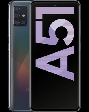 Samsung Galaxy A51 mit Blau Allnet XL