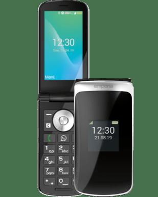 Emporia Touch Smart mit Blau Allnet XL