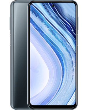 Xiaomi Redmi Note 9 Pro mit Blau Allnet L