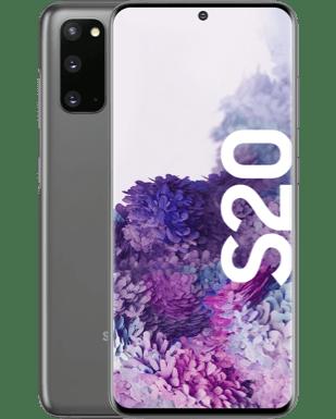Samsung Galaxy S20 (Neuwertig)
