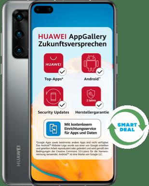 Huawei P40 (Neuwertig)