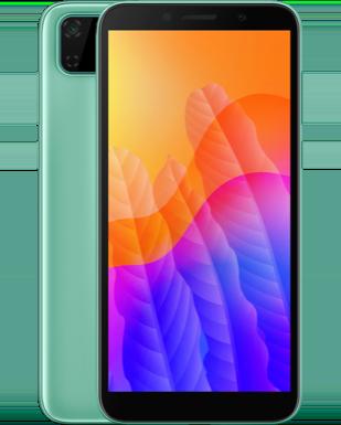 Huawei Y5p mit Blau Allnet L