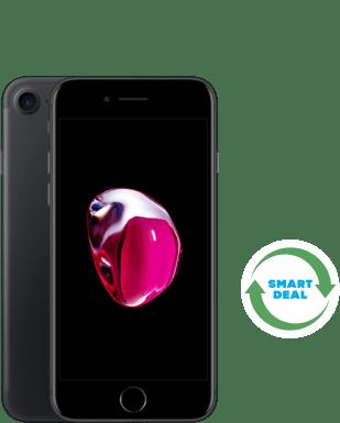 iPhone 7 (Generalüberholt) mit Blau Allnet XL