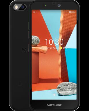 Fairphone 3+ mit Blau Allnet L