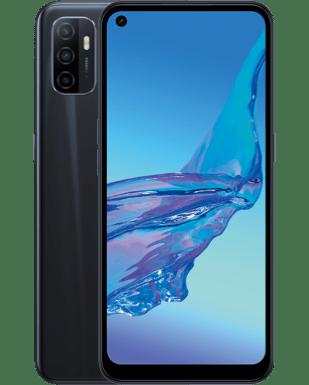 Oppo A53s mit Blau Allnet XL