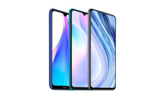 Xiaomi-Handys mit Vertrag: Redmi-Smartphones