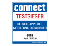 connect Service Apps der Mobilfunk Discounter
